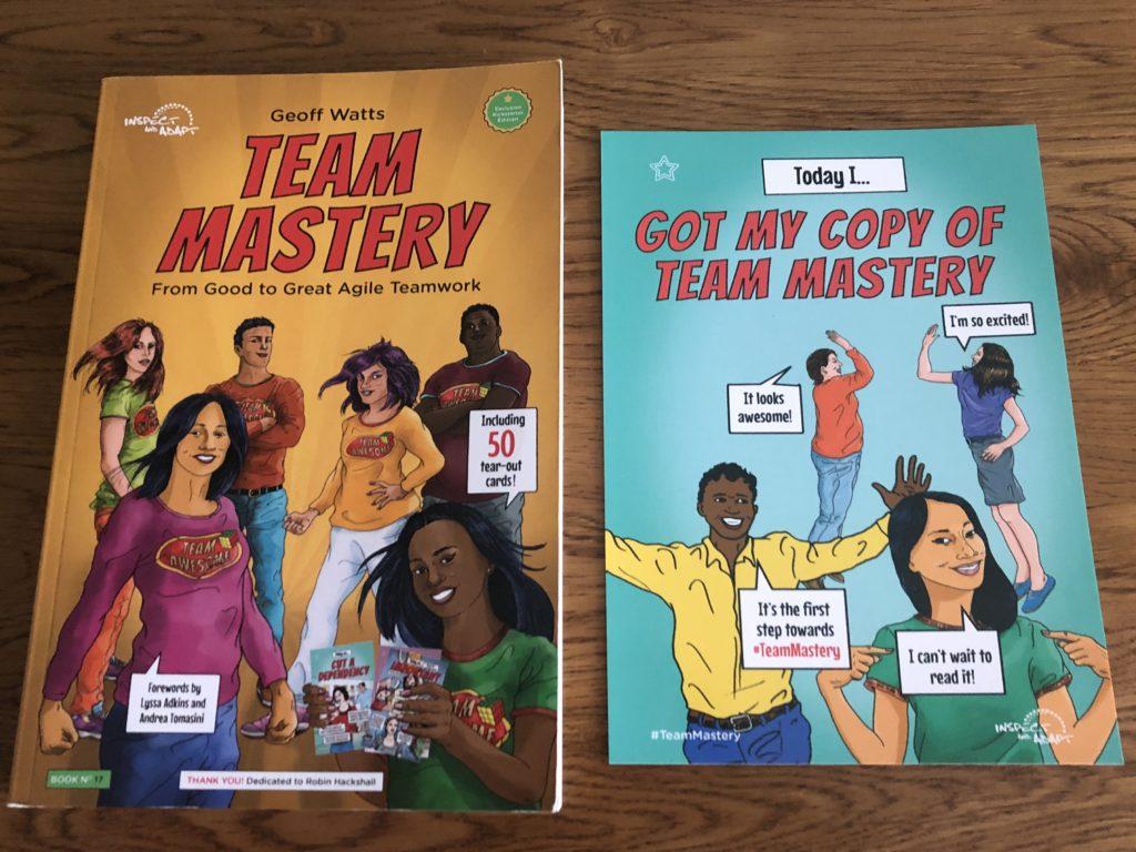 Team Mastery by Geoff Watts